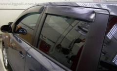 Calha de Chuva Nissan Livina - TG Poli