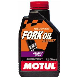 Óleo Suspensão Motul Fork Oil Expert Heavy 20W | 1 litro | DUB Store