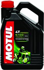 Óleo Motul 5100 4T 15W50 Technosynthese 2Litros