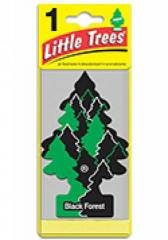 Aromatizante Little Trees - Fragrância Black Forest