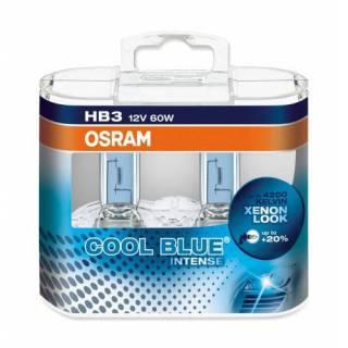 Kit Lâmpadas Osram Cool Blue Intense - HB3 (9005)   DUB Store