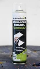 Envelopamento em Spray HM Rubber Cinza Fosco