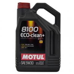 Óleo Motul 8100 ECO-CLEAN+ 5W30 | 5 litros