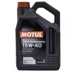 Óleo Motul 2100 15W40 | 4 litros