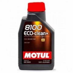 Óleo Motul 8100 ECO-CLEAN+ 5W30 | 1 litro