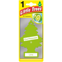 Aromatizante Little Trees - Fragrância Lime