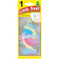 Aromatizante Little Trees - Fragrância Cotton Candy