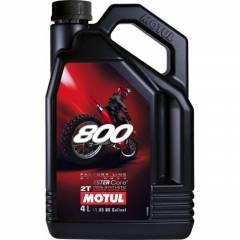 Óleo Motul 800 2T Sintético | 4 litros