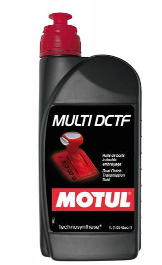 Óleo Motul Multi DCTF para Transmissão Dupla Embreagem | 1 litro | DUB Store