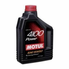 Óleo Motul 4100 POWER 15W50 | 2 litros