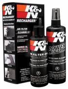 Kit Limpeza K&N para Filtro de Ar