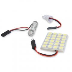 Placa de LED Aparte Lumen SMS 5050 24 LED'S SMD / 6000K