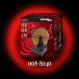 Antena Interna Tipo Mini Parabólica VHF/UHF/FM - CHIP SCE