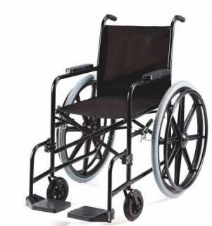 Locação De Cadeira De Rodas Simples Pneu Maciço