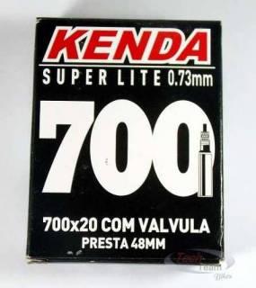 CAMARA KENDA 700 VALV PRESTA 48MM | Cicles Jahn