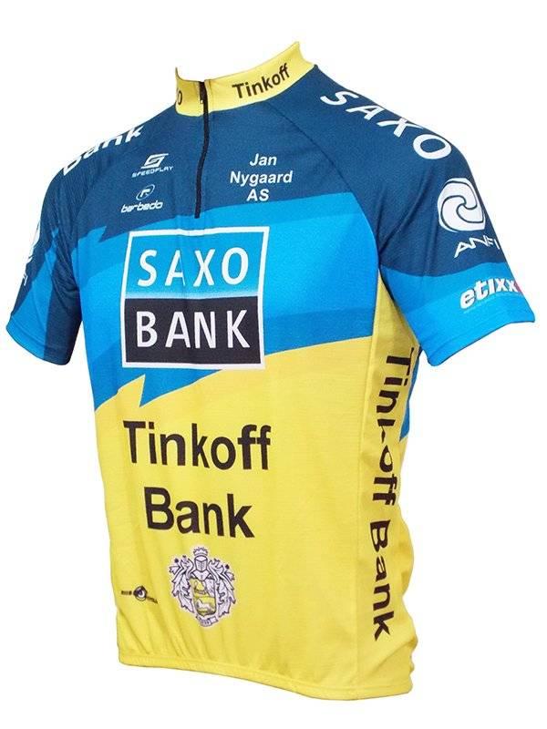 CAMISA SAXO BANK
