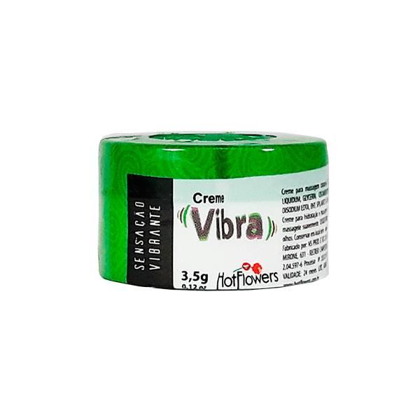 VIBRA-Creme excitante unissex causa um leve formigamento que se transforma e uma prazerosa vibração.