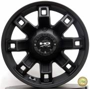 Roda 17x9 HD01, furação 5x127, off set 0 WRANGLER JK | Marisco Off Road