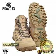 Bota Airstep Hiking Boot Bravo 10 - Multicam