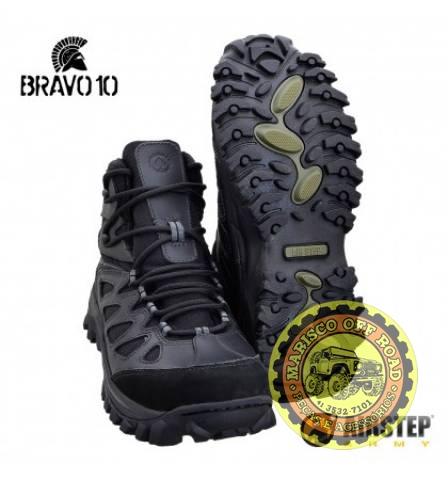 Bota Airstep Hiking Boot Bravo 10 - Black