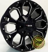 Roda 17x8 MK12, furação 5x114, off set +20 - RANGER ANTIGA | Marisco Off Road