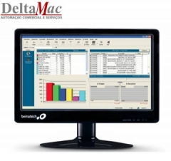 Monitor LED LM-15 - Bematech