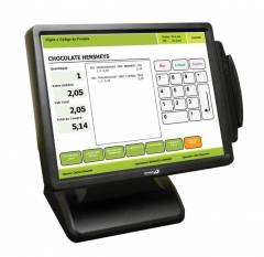 Monitor - Microcomputador Bematech Touchscreen SB9015F - Linux - Bematech