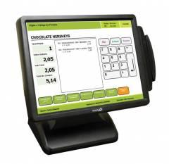 Monitor - Microcomputador Bematech Touchscreen SB9015F - WINDOWS 7