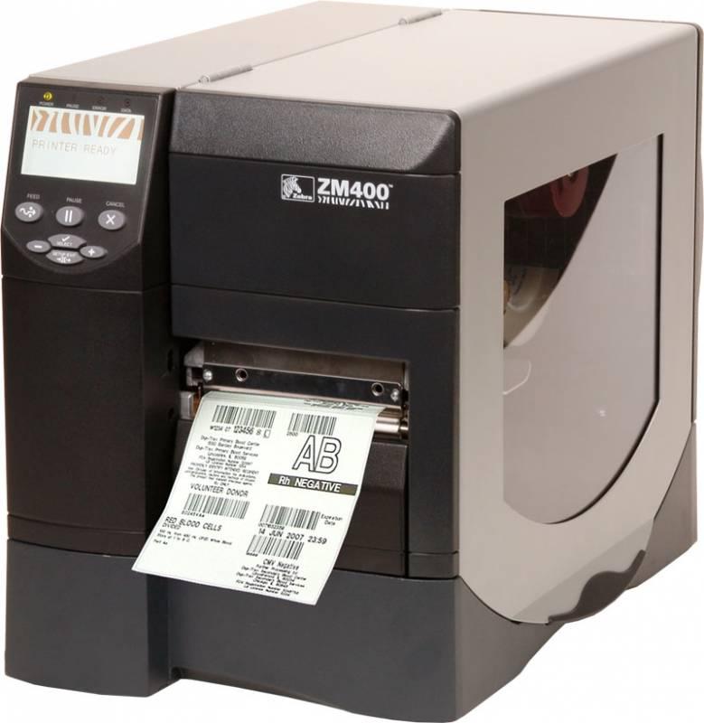 Impressora de etiqueta ZM 400
