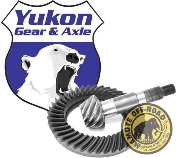 Coroa e Pinhão Dianteiro 4.88 Forjado Yukon Para Dodge Ram