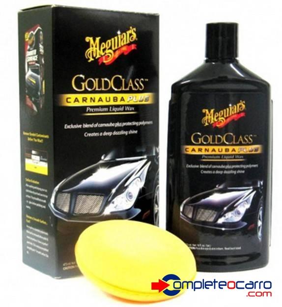 Cera Gold Class Liquida Carnauba Plus Meguiars