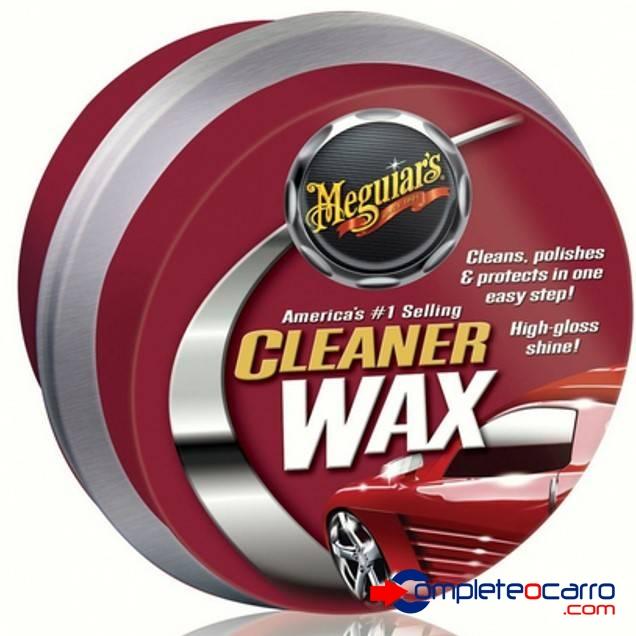 Cera Limpadora Cleaner Wax Meguiar's 311g
