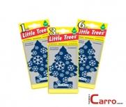 Aromatizante Little Trees Ice Blue - Car Freshner