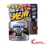 Limpador e Polidor de Rodas - New Wheel tonic 400 - Soft99