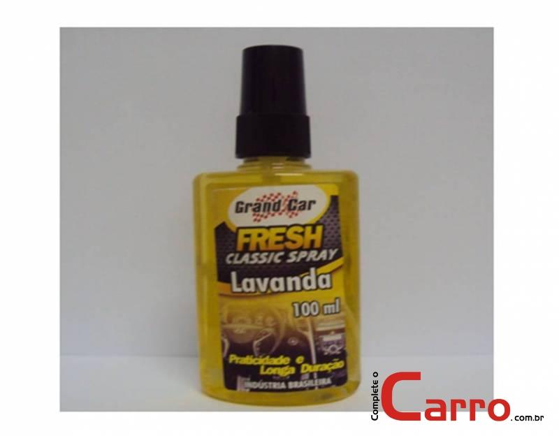 Aromatizante de Ambientes Fresh Classic Spray - Lavanda - 10