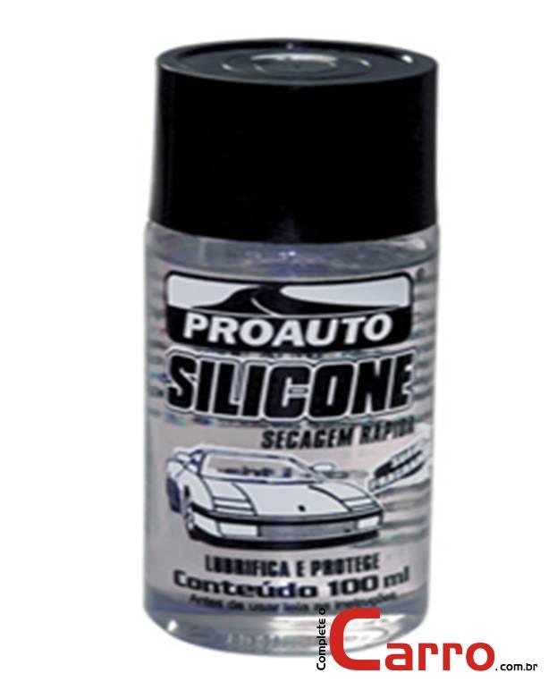 Silicone Pro Auto - Secagem rápida