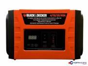 Carregador de Bateria Inteligente Black  Decker BC40 B2   220V