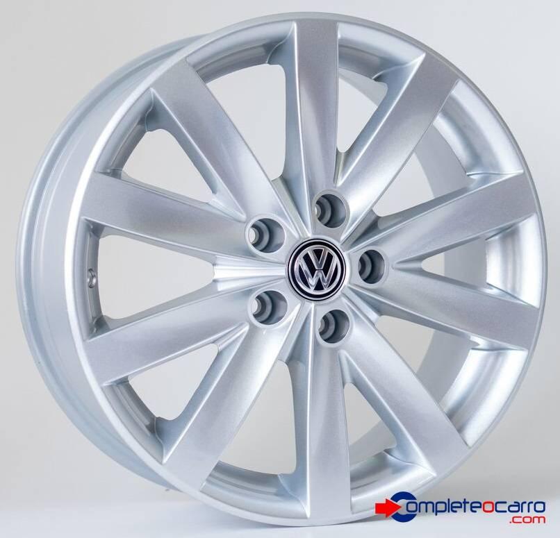 Jogo de Rodas VW Jetta 2012 Aro 17' - Furação 4x100 - SS - R