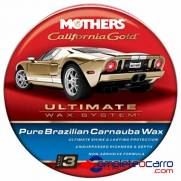 Cera Carnauba Pura - Califórnia Gold Pure Carnauba Wax Mothe