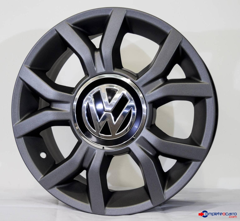 Jogo de Rodas VW UP Aro 14' - Furação 4x100 - GF- R50