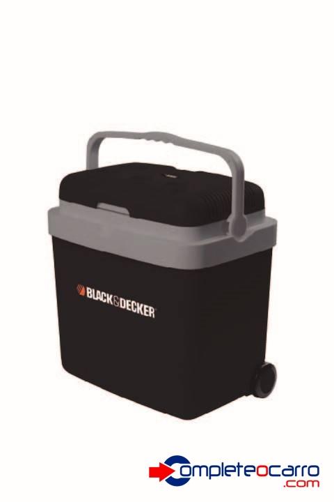 Mini Geladeira de Viagem 33L- Black e Decker- BDC33L - Bivol