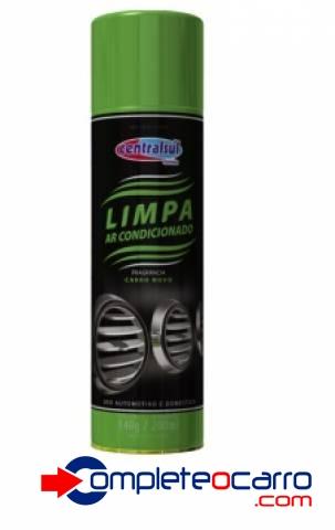 Limpa Ar condicionado 300 ml - 09245 - Central Sul