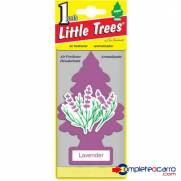 Aromatizante Little Trees - Lavanda - Car Freshner