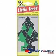 Aromatizante Little Trees - Black Forest - Car Freshner