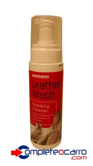Espuma Limpadora para couro - Leather Foaming Wash Cleaner M
