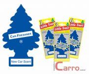 Aromatizante Little Trees - New Car - Car Freshner
