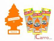 Aromatizante Little Trees - Coco - Car Freshner