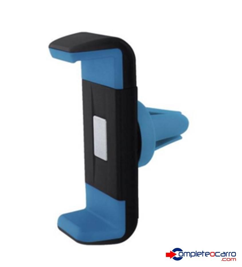 Suporte Universal Veicular Para Smartphone Azul - AC283