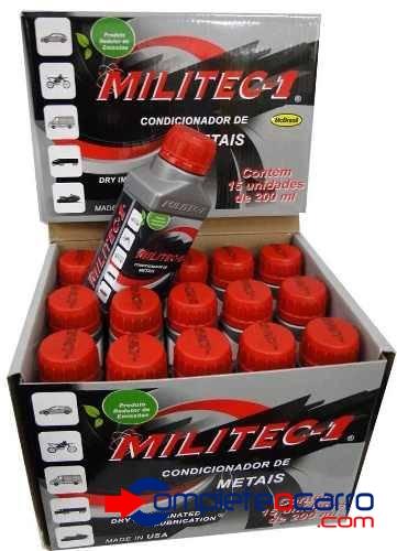 Caixa de Militec-1 - 200ml - Com 15 Unidades