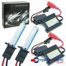 Kit Xenon Automotivo H4 6000K - 12V, 35W Tay Tech